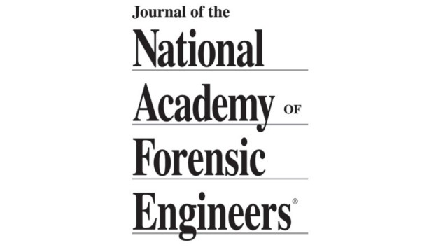 Journal of the National Academy of Forensic Engineers